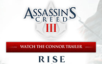 Assassins Creed III bannerkampagne - Ubisoft